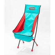 フォールディングチェアブービーフットハイ Folding Chair Booby Foot High CH62-1171 Teal Red [アウトドア チェア]