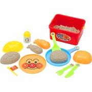 アンパンマン お砂で遊ぼう!お料理セット [対象年齢:3歳~]