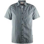 Svante Seersucker Shirt SS M 81544/Dusk Sサイズ [アウトドア カットソー メンズ]