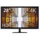 JN-T284CUHDR [28型ワイド 4K HDR対応LED液晶モニター USB Type-C HDMI]