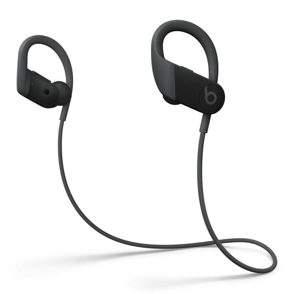 MWNV2PA/A [Powerbeats 高性能ワイヤレスイヤフォン ブラック]
