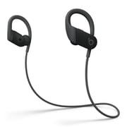 Powerbeats 高性能ワイヤレスイヤフォン ブラック [MWNV2PA/A]