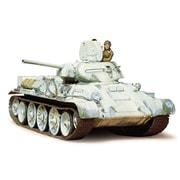 35049 ミリタリーミニチュアシリーズ No.49 ソビエト T34/76戦車 1942年型 [1/35スケール プラモデル]