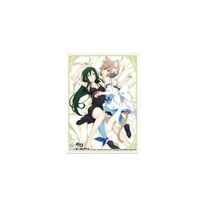 EN-938 キャラクタースリーブ Re:ゼロから始める異世界生活 クルシュ&フェリス [トレーディングカード用品]
