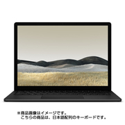 VPT-00032 [Surface Laptop 3(サーフェス ラップトップ 3) 13.5インチ/インテル Core i5-1035G7/SSD256GB/メモリ16GB/Office Home and Business 2019/日本語配列/ブラック]