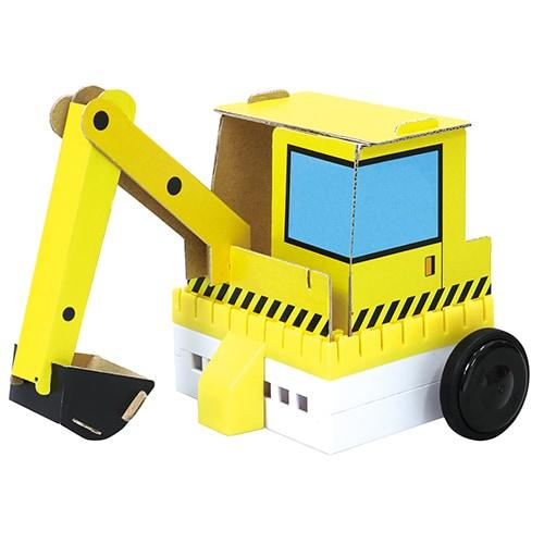 かんたんきせかえロボットカー [技術・ロボット]