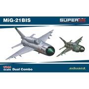 EDU4427 MIG-21 BIS 2機セット [1/144スケール プラモデル]