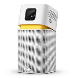 GV1 [BenQ モバイルプロジェクター LED光源 200lm USB-C Android搭載 5Wスピーカー 無線LAN・Bluetooth バッテリー内蔵]