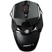 MR01MCINBL000-0J [R.A.T1+ 有線 超軽量ゲーミングマウス 黒]