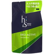 h&s PRO Series デオアクティブ シャンプー 詰替 300mL [ヘアシャンプー]