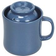 L-1951 [グラシア ご飯も炊けるマグカップ1合用(ネイビー)]