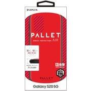 LP-20SG1PLARD [Galaxy S20 用 耐衝撃ハイブリッドケース PALLET AIR レッド]