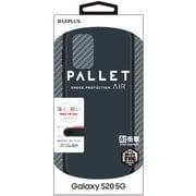 LP-20SG1PLADGY [Galaxy S20 用 耐衝撃ハイブリッドケース PALLET AIR ダークグレー]