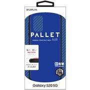 LP-20SG1PLADBL [Galaxy S20 用 耐衝撃ハイブリッドケース PALLET AIR ダークブルー]