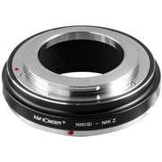 KF-CNRFZ [電子マウントアダプター レンズ側:旧コンタックスC・ニコンSマウント(外爪) ボディ側:ニコンZ]