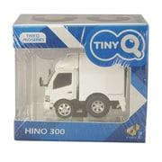 TinyQ-08-S5a 日野 300 パネルバン ホワイト [プラスチックミニカー]