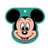 DSKC972 ミッキーマウス/フェイス GR/キーカバー [キャラクターグッズ]