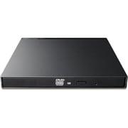 LDR-PMK8U2CLBK [DVDドライブ/USB2.0/薄型/Type-Cケーブル付/ブラック]