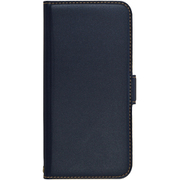 5453IP047BO [iPhone SE(第2世代)/8/7/6s 4.7インチ用 薄型手帳型ケース ネイビー]