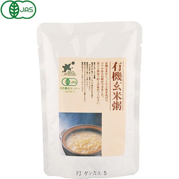 有機玄米がゆ 200g
