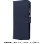 RT-GS205ELC1/DN [Galaxy S20 5G 用 手帳型ケース シンプル ダークネイビー]