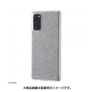RT-DGS205A/MKM [Galaxy S20 5G 用 TPUソフトケース ディズニーキャラクター キラキラ ミッキー]