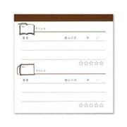 351288 [memoroku(メモ録) カード 読書]