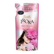 フレアフレグランス IROKA シアーブロッサムの香り 詰替 480ml [柔軟剤]