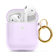 EL_APACSTPCE_LV [クリアケース(CLEARCASE)/ラベンダー(Lavender)forAirPods/AirPods2ndCharging/AirPods2ndWireless]