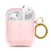 EL_APACSTPCE_PK [クリアケース(CLEARCASE)/ラブリーピンク(LovelyPink)forAirPods/AirPods2ndCharging/AirPods2ndWireless]