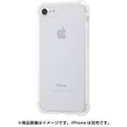 RT-P24CC8/CM [iPhone SE(第2世代)/8/7 4.7インチ用 ハイブリッドケース 耐衝撃 高硬度 クリア]