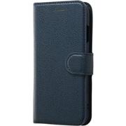 RT-P24ELC1/DN [iPhone SE(第2世代)/8/7 4.7インチ用 手帳型ケース シンプル マグネット ダークネイビー]