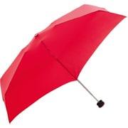 54603 [折りたたみ傘 晴雨兼用 Smartduo Air(スマートデュオ エアー) Red]