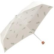 57286 [折りたたみ傘 晴雨兼用 Smartduo Parasol Leaf BE]
