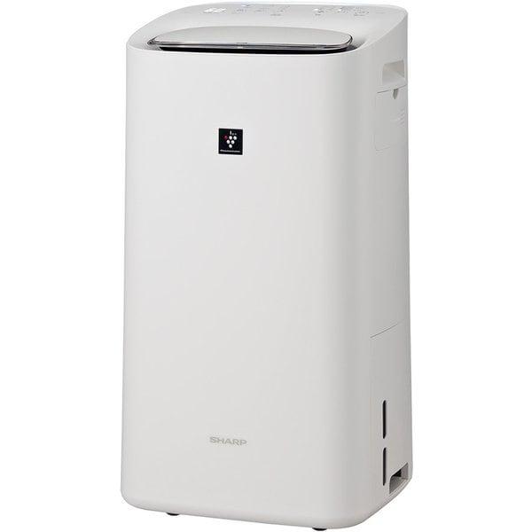 KI-LD50-W [除加湿空気清浄機 プラズマクラスター25000 ホワイト系]