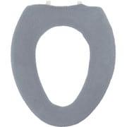 カラーショップ O型便座カバー スモークB