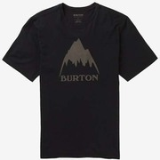 Men's Classic Mountain High Short Sleeve T Shirt 20377102001 True Black XLサイズ [アウトドア カットソー]