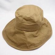 ナノ+ケイリョウツバヒロセーラーハット AST-63H 49_ウォルナツ [アウトドア 帽子]