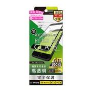 TR-IP204-G3F-CCBK [iPhone SE(第2世代)/8/7/6s/6 4.7インチ用 FLEX 3D 複合フレームガラス 気泡ゼロ 高透明 ブラック]
