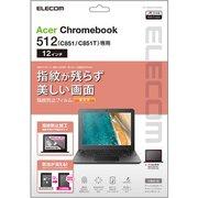 EF-CBAC01FLFANG [Chromebook/Acer Chrome 512用/液晶保護フィルム/光沢]