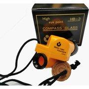 HB-3L コンパスグラス 黄 一般用 照明付き