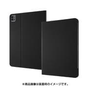 RT-PA15LC1/B [iPad Pro 2020年モデル 11inch 第2世代 レザーケース スタンド機能付 ブラック]