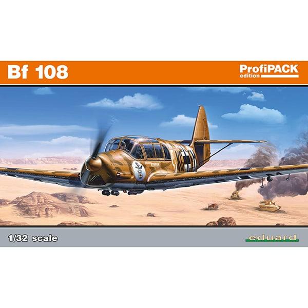 EDU3006 Bf108 プロフィパック [1/32スケール プラモデル]