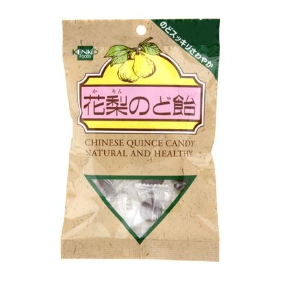 花梨のど飴 100g