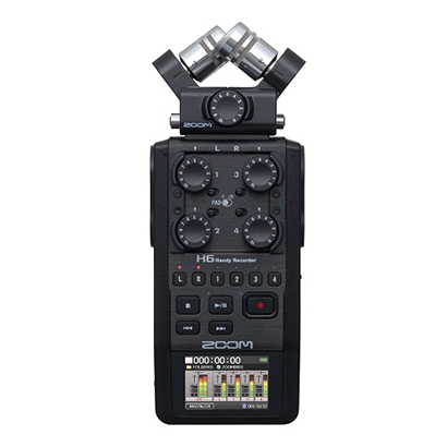 H6/BLK [Handy Recorder]