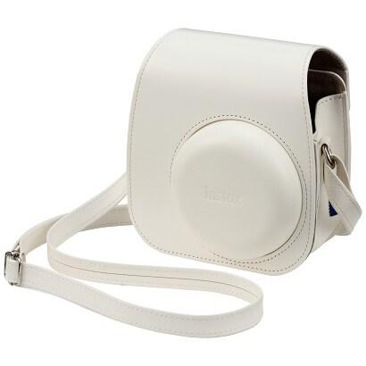 INSTAX MINI 11 CAMERA CASE WHITE [チェキカメラ instax mini 11 専用ケース ホワイト]
