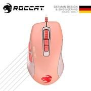 ROC-11-740 [右手用軽量小型ゲーミングマウス KONE PURE ULTRA CORAL BLOOM]