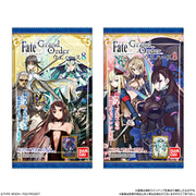 Fate/Grand Order ウエハース8 1BOX(20個入り) [コレクション食玩]