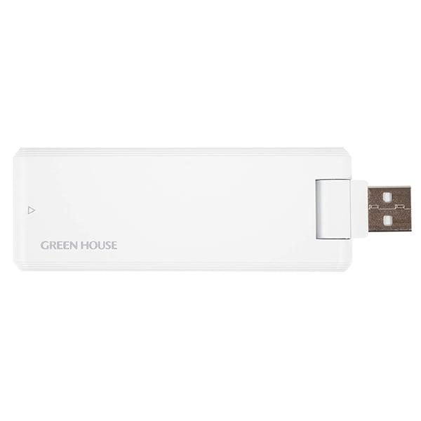 GH-UDG-MCLTEC-WH [docomo / au両対応LTE USBドングル ホワイト]
