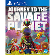Journey to the savage planet(ジャーニー・トゥ・ザ・サベージ プラネット) [PS4ソフト]